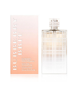 Brit Summer for Women, Burberry