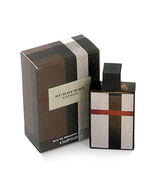 London for Men, Burberry