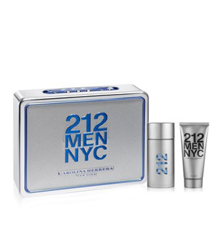 212 Men SET, Carolina Herrera