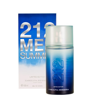 212 Men Summer 2013, Carolina Herrera