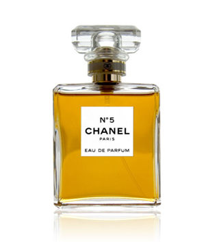 Chanel No 5 tester, Chanel