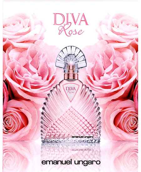 Diva rose ungaro parfem prodaja i cena 36 eur srbija i beograd - Diva di ungaro ...