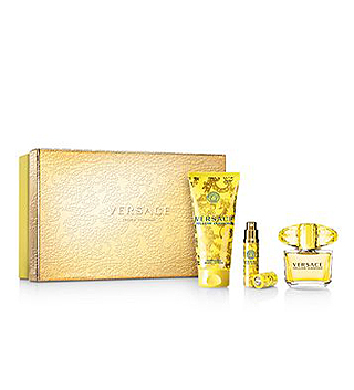 Yellow Diamond SET, Versace
