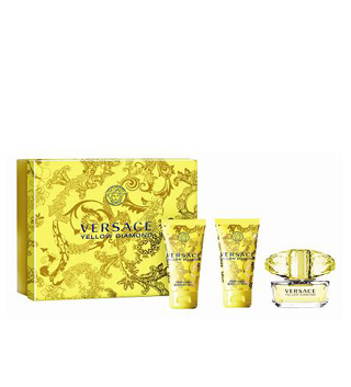 Yellow Diamond SET, Versace parfem