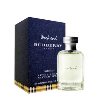 Weekend for Men, Burberry