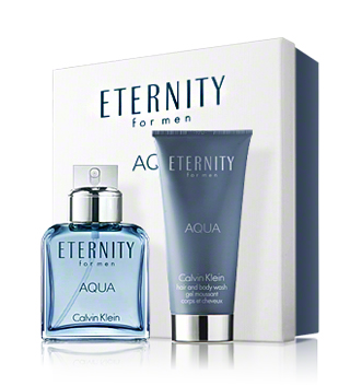 Eternity Aqua for Men SET, Calvin Klein