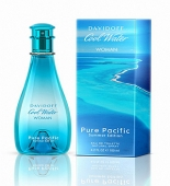 Cool Water Pure Pacific for Her, Davidoff parfem