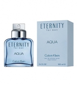 Eternity Aqua for Men, Calvin Klein