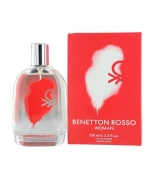 Rosso Woman, Benetton