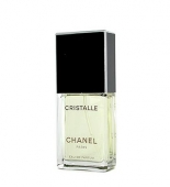 Cristalle tester, Chanel