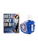Only The Brave Captain America, Diesel