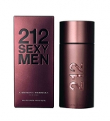 212 Sexy Men, Carolina Herrera