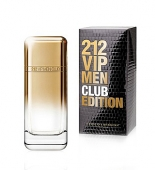 212 VIP Men Club Edition, Carolina Herrera